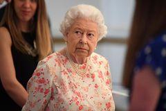 Queen Elizabeth hat ein Tabu-Thema
