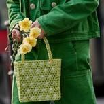 Trendfarbe Grün: All-Over-Look