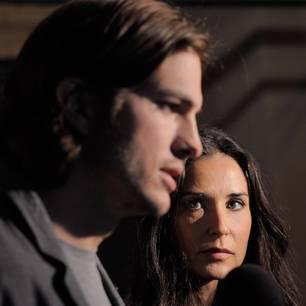 Demi Moore über Dreier mit Ashton Kutcher