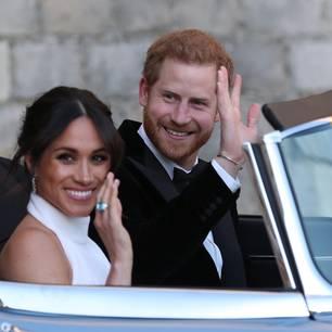 Meghan und Harry: Hochzeitsgäste