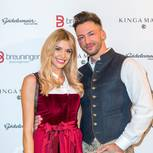 Promi Events: Bachelorette 2019 Gerda Lewis mit Gewinner Keno Rüst