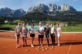 Excellence Club 2019: Tennisturnier
