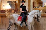 Excellence Club 2019: Catharina Christe auf dem Pferd