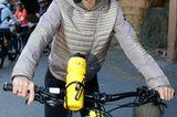 Excellence Club 2019: Nazan Eckes auf E-Bike