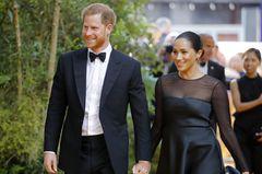Meghan und Harry in Afrika gelandet – und es gibt ein neues Archie-Foto! 😍