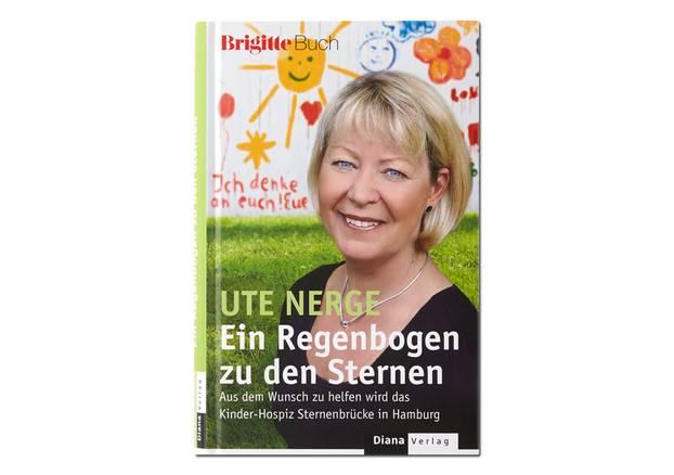"""Buch """"Ein Regenbogen zu den Sternen"""" von Ute Nerge"""
