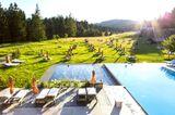Die besten Wellnesshotels: Das Kranzbach (Bayern)