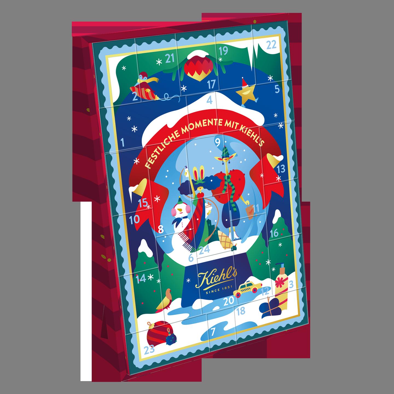 Adventskalender 2019: Kiehl's Adventskalender