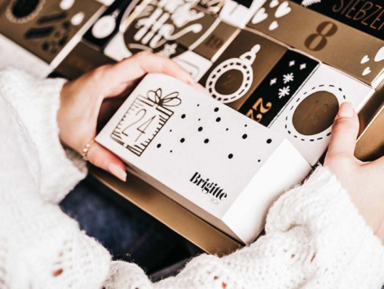 Adventskaleneder 2019: BRIGITTE Box Premium Adventskalender
