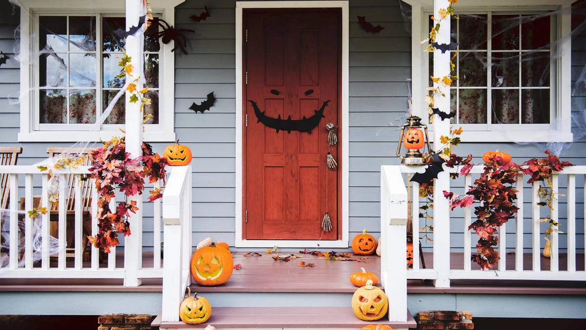 Halloween Deko basteln: 10 schaurig schöne Ideen