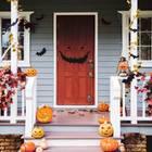 Halloween Deko basteln: geschmückte Veranda