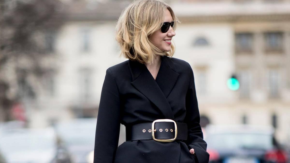 All black everything – von wegen langweilig! Diese Looks sind einfach nur WOW 🖤