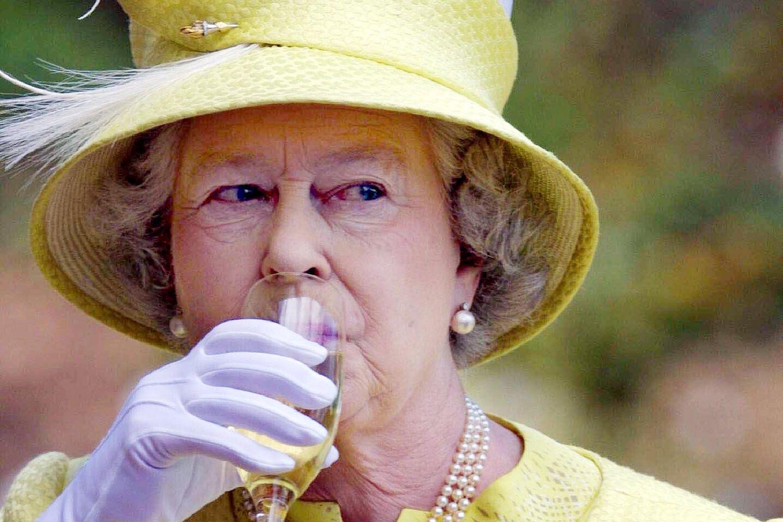 Queen Elizabeth II. hat einen Lieblingsdrink