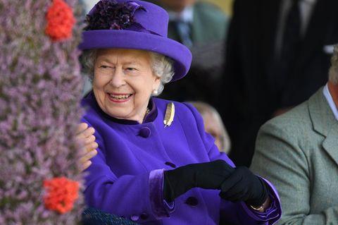 Herzogi Meghan + Prinz Harry: Queen Elizabeth II
