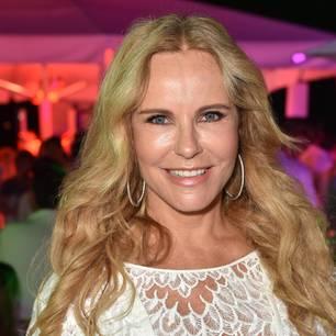 Katja Burkard: Katja bei einer Veranstaltung