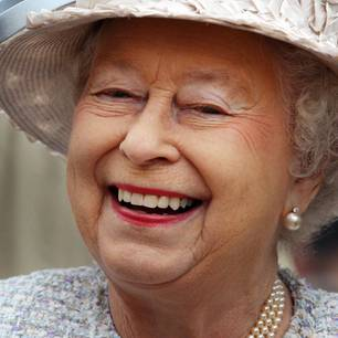 Queen Elizabeth II. hat ein lustiges Talent