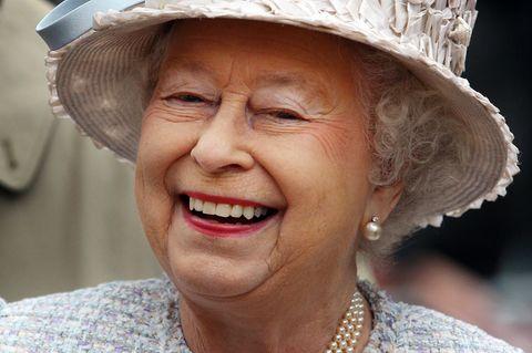 Queen Elizabeth II. hat ein lustiges Talent