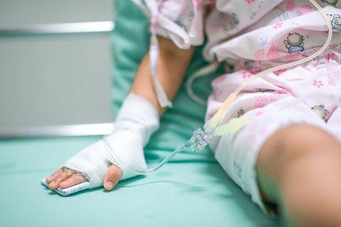 Kranke Kinder sind nicht lukrativ: Kliniken schließen Kinderstationen