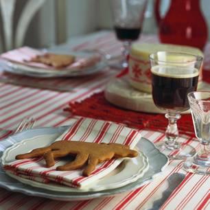 Pfefferkuchen-Elche