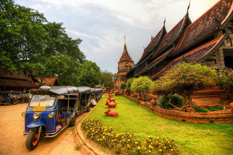 Chiang Mai - die besten Insidertipps: Taxi