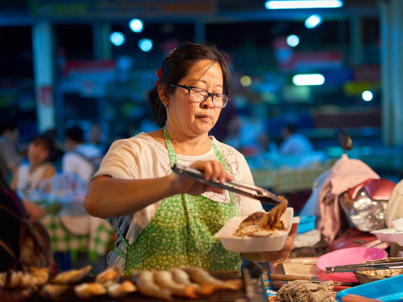 Chiang Mai - die besten Insidertipps: Marktfrau