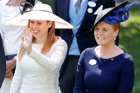 Hochzeit von Prinzessin Beatrice: Warum Fergie Geschichte schreiben wird