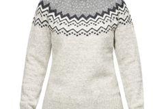 Mode-Klassiker: Wollpullover von Fjällräven