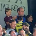 Prinz George: Großer Jubel Im Stadion