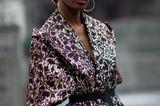 Winter-Frisuren: Frau mit Baskenmütze