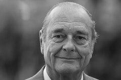 Jaques Chirac ist tot