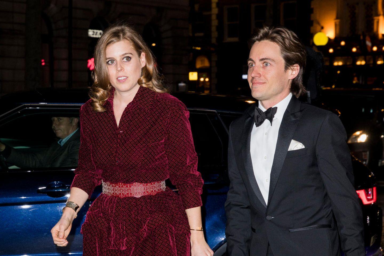 Prinzessin Beatrice und Edoardo Mapelli Mozzi: Hochzeitseinladung für die Ex