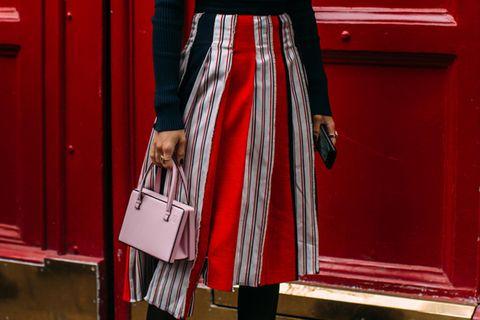 Röcke im Herbst: Dieser Trend ist so vielseitig wie wir 💜