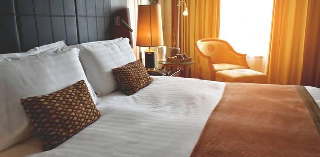 5 Dinge, die du im Hotel nicht anfassen solltest: Foto von Hotelzimmer