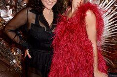 Geschwister der Stars: Rita Ora posiert mit ihrer Schwester