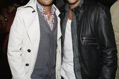 Geschwister der Stars: Elyas M'Barek neben seinem Bruder