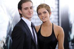 Geschwister der Stars:Emma Watson steht neben ihrem Bruder