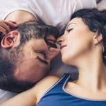 Studie: Ein Pärchen im Bett