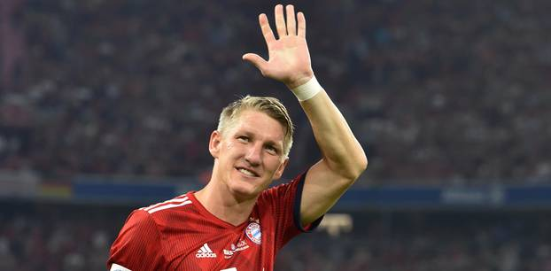Bastian Schweinsteiger beendet seine Fußball Karriere