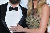 Verlobungsringe der Stars: Heidi Klum und Tom Kaulitz posieren