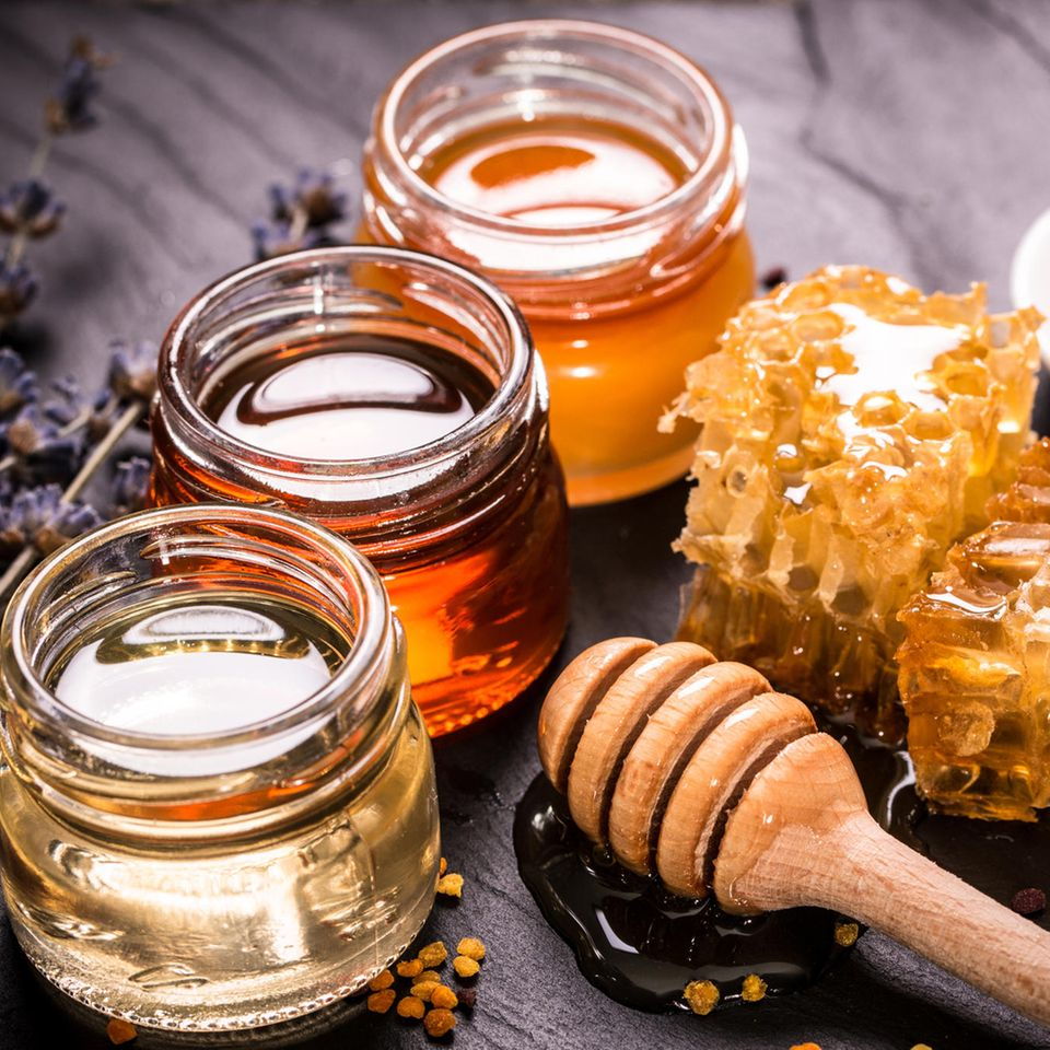 Natürliche Antibiotika: Honig