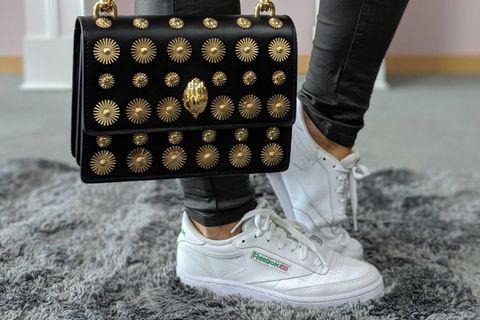 Weiße Sneaker stylen