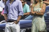 Prinz Harrys Ex-Freundinnen: Chelsy Davy mit Prinz Hary unterwegs