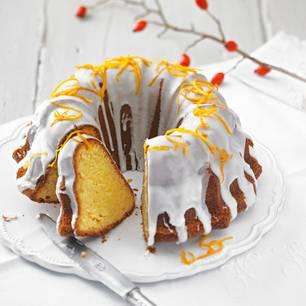 Veganer Kuchen: Gugelhupf