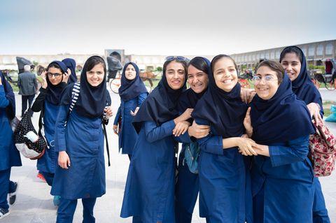 Fußball im Iran: Endlich auch wieder für Frauen Teilnahme im Stadion möglich