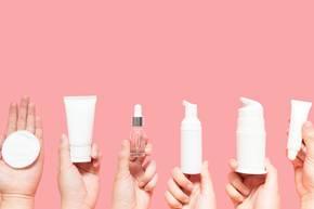 Fußpflege: Hautpflegeprodukte