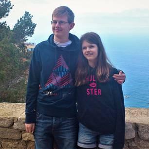 Verena und Hendrik