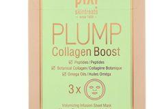 Plump Collagen Boost Sheetmask von Pixi