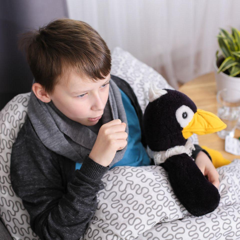 Keuchhusten: Wie er entsteht und was hilft