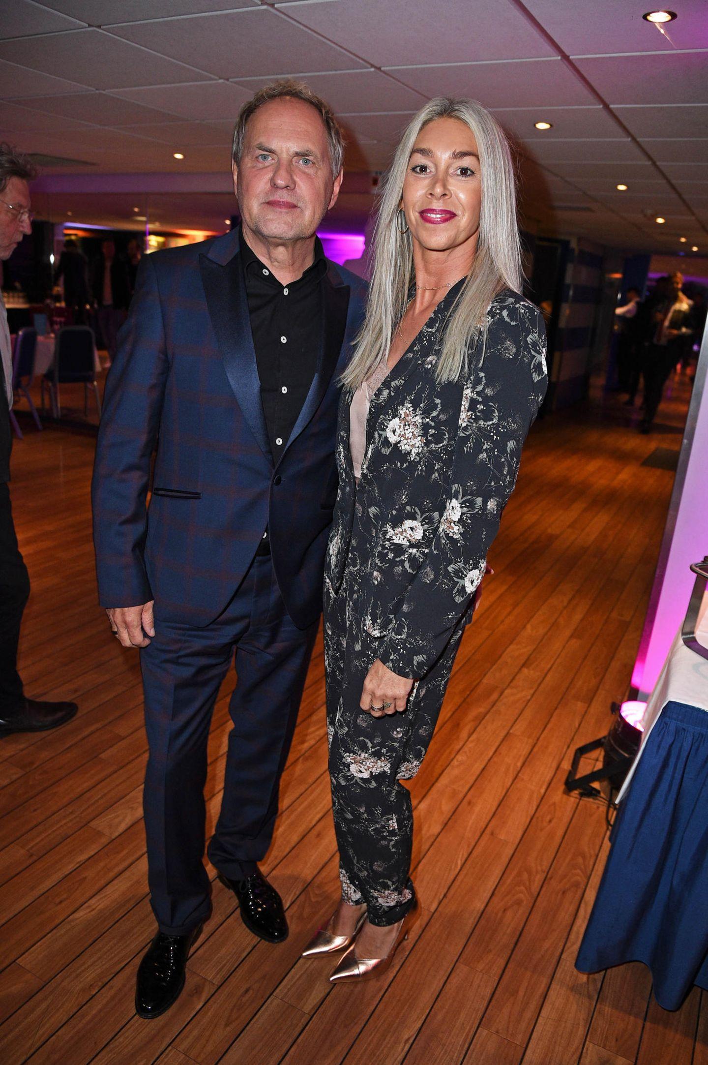 Filmpremiere: Uwe Ochsenknecht posiert mit seiner Frau