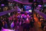 Filmpremiere: Party auf einem Schiff